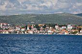 Rogoznica, Croatia View From The Sea