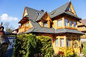 Wooden Villa Named Matylda In Zakopane