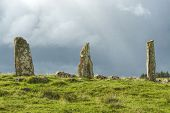 Three Standing Stones