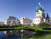 Russian Orthodox Church In Rostov City