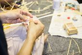 Artisan's Hand Weaves The Decorative Handmade Rattan Product