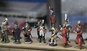 tiny figures soldier