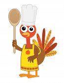 Turkey With Spoon