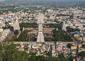Annamalaiyar Temple In Thiruvannamalai.