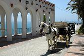 Nerja, resort in Andalusia, Spain