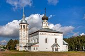 Suzdal. Church Of The Resurrection
