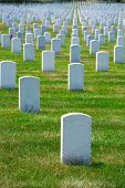 pic of arlington cemetery  - Arlington National Cemetery Virginia VA near Washington DC United States - JPG