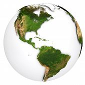picture of planet earth  - Earth planet globe - JPG