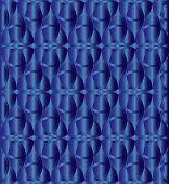 picture of triquetra  - Blue metallic celtic knot triquetra background vector - JPG