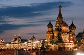 Moscow, Red Square