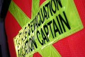 Evacuation Captain Safety Vest