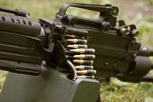 stock photo of m60  - Gas - JPG