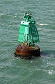 Starboard Hand Navigational Buoy.