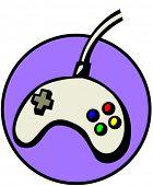 gaming control joypad