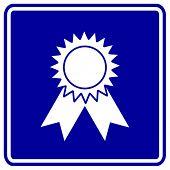 símbolo de prêmio