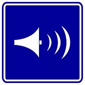 sound volume sign