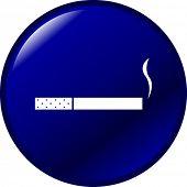 cigarette button
