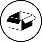 open box symbol