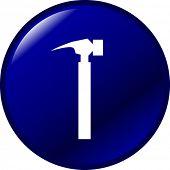hammer button