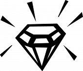 diamante brilhante