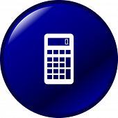calculator button