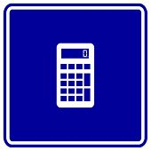 calculator sign
