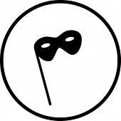 masquerade symbol