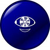 contact lenses button