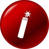 dynamite button