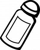 deodorant roll-on applicator