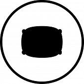 pillow symbol