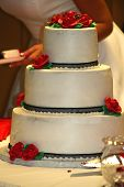 Wedding Cake & Bride
