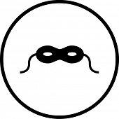 eye mask symbol