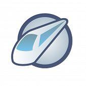 Vector flier icon