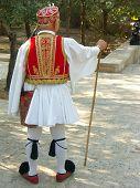 Senior Athenian in regional costume, Athens '04 0905_03