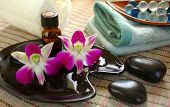 Aromatherapy and spa
