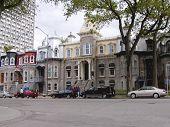 Quebec City Street Scene