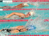 Girls Swimming League Finals