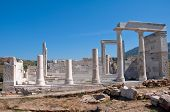 Temple of Demeter, Naxos (Greece)