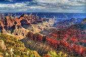 Grand Canyon. HDR image