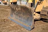 Bulldozer shovel