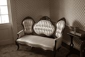 Vintage furniture from the 1800's