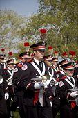 Ohio State University marching band