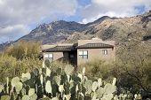 Mountain home in Tucson, Arizona