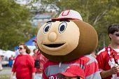 Brutus Buckeye, Ohio State Mascot