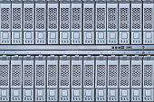 computer hard drives disks storage area network library