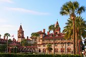 St. Augustine City Hall & Lightner Museum, Florida, USA