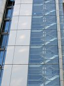 stock photo of hsbc  - Architecture HSBC building exterior - JPG