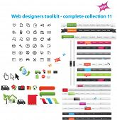 Web designers toolkit - complete collection 11