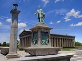 Parthenon in Centennial Park, Nashville, TN